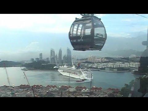 The Sentosa Gondola