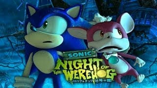 download lagu Sonic Unleashed - Night Of The Werehog - Full gratis