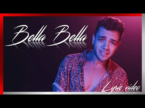 Luca Hänni - Bella Bella - LYRIC VIDEO | Eurovision 2019 Switzerland