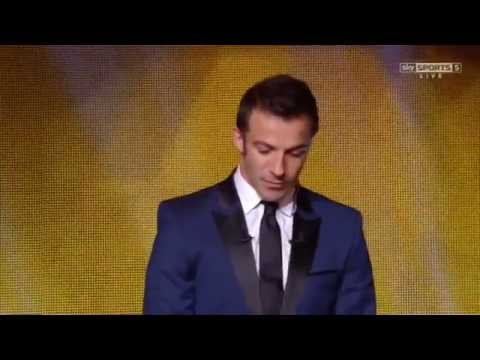 FIFA Ballon D'or Ceremony 2014 (Full Show)