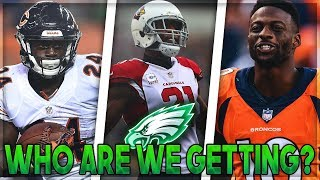 Who Are The Eagles Trading For Ranking All Philadelphia Eagle Trade Rumors
