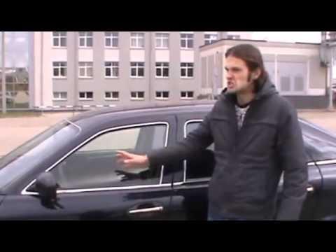 Обзор автомобиля Волга ГАЗ 3111