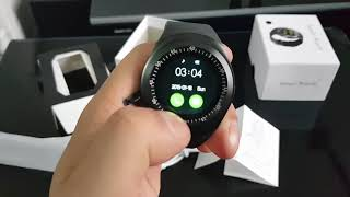Y1 Smart Watch| Unboxing