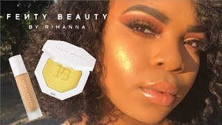 FENTY BEAUTY by Rihanna First Impressions/Review !