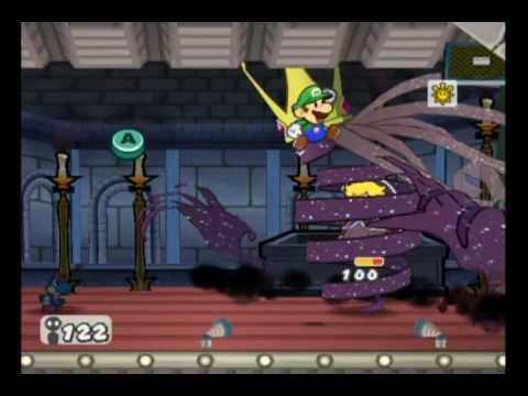 Paper Mario: The Thousand-Year Door- Final Boss Part 1