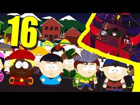 ШТУРМУЕМ КРЕПОСТЬ ЗЛА! [South Park: The Stick of Truth] #16