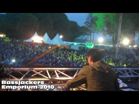 Bassjackers @ Emporium Festival 2010