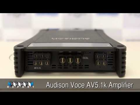 Audison AV5.1K Amplifier