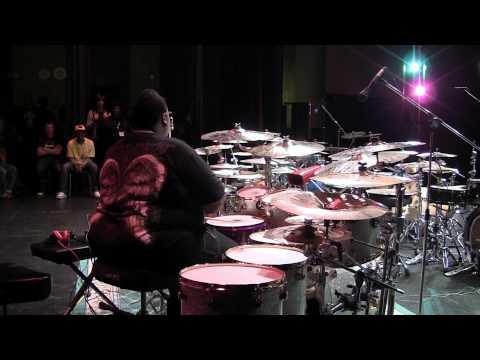 Eric Moore Drum Solo - Floyd Kennedy Festival 2011
