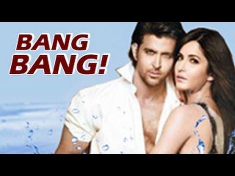 Bang Bang FIRST LOOK ft Hrithik Roshan & Katrina Kaif RELEASES