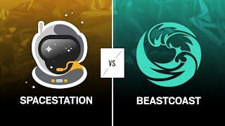 Spacestation Gaming vs beastcoast // Rainbow Six North American league 2021 - Stage 1 - Playday 8