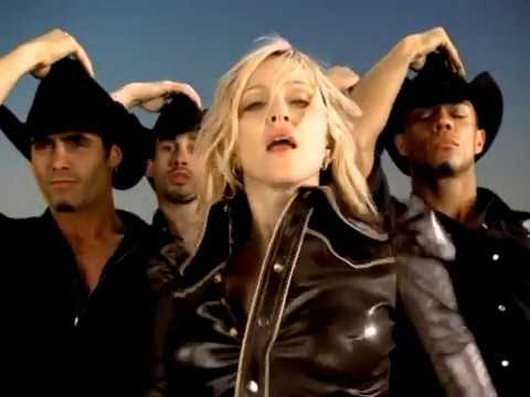 Madonna - Don't Tell Me Music Videos