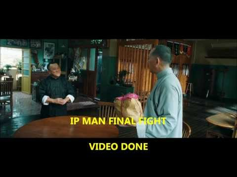IP MAN FINAL FIGHT 2013 HD