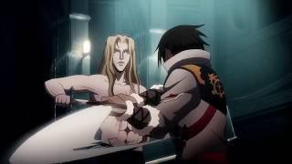 castlevania-[AMV]- Alucard vs Trevor