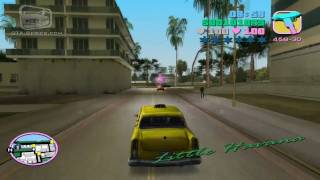 GTA Vice City - Walkthrough - Mission #50 - Friendly Rivalry (HD)