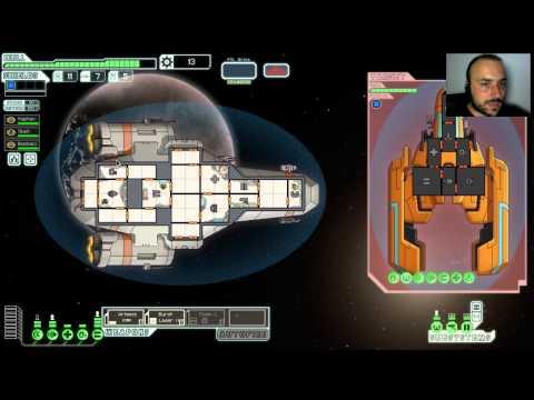 Uzayın derinliklerinde - Faster Than Light Advanced Mod [ Türkçe ]