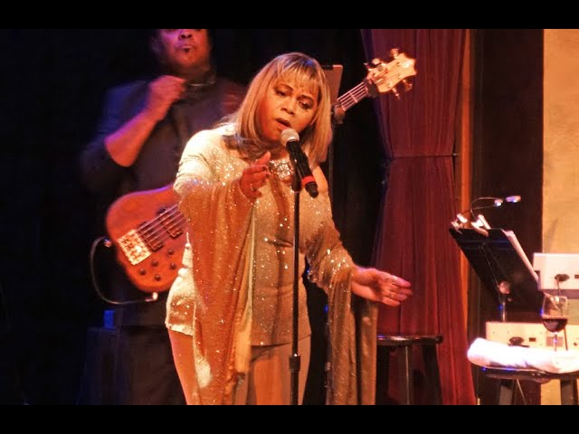 quotLet39s Hear It For The Boyquot Live - Deniece Williams - Oakland, Yoshi39s - December 23, 2018