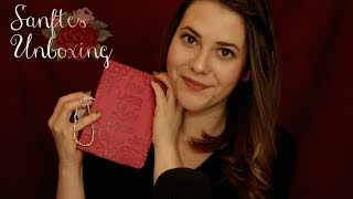 ASMR Sanftes Unboxing ♡ CELEBRATION TRENDBOX ♡ Whisper Tapping Sounds in German/Deutsch