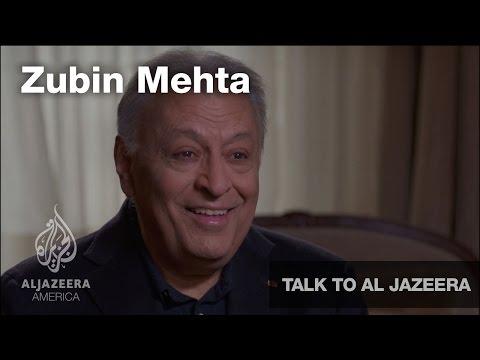 Zubin Mehta – Talk To Al Jazeera