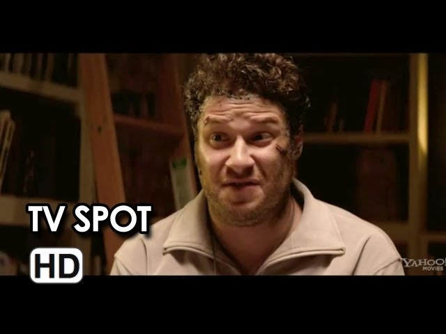 This Is the End Red Band Band TV SPOT #2 (2013) - James Franco Movie HD