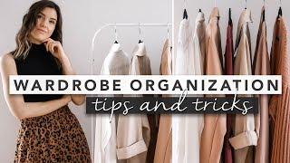 Fashion Basics: How to Organize Your Wardrobe | by Erin Elizabeth
