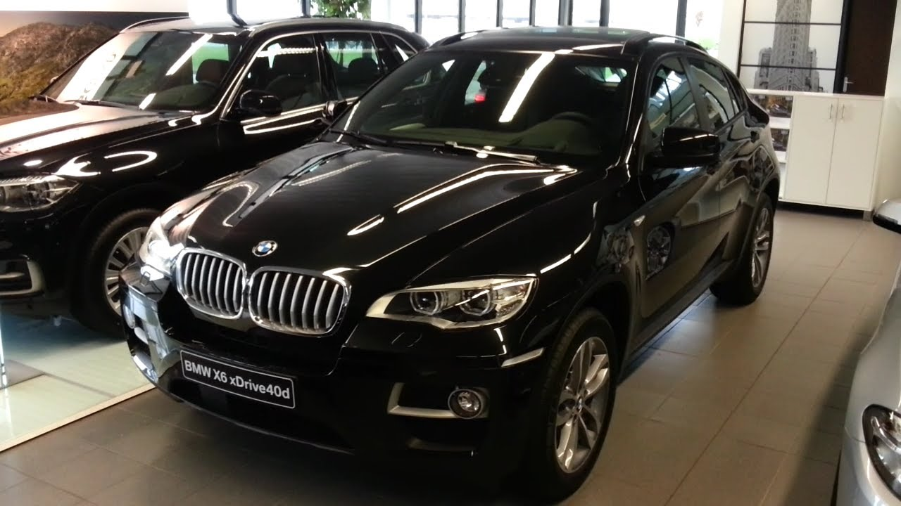 Bmw X6 2014 In Depth Review Interior Exterior Youtube