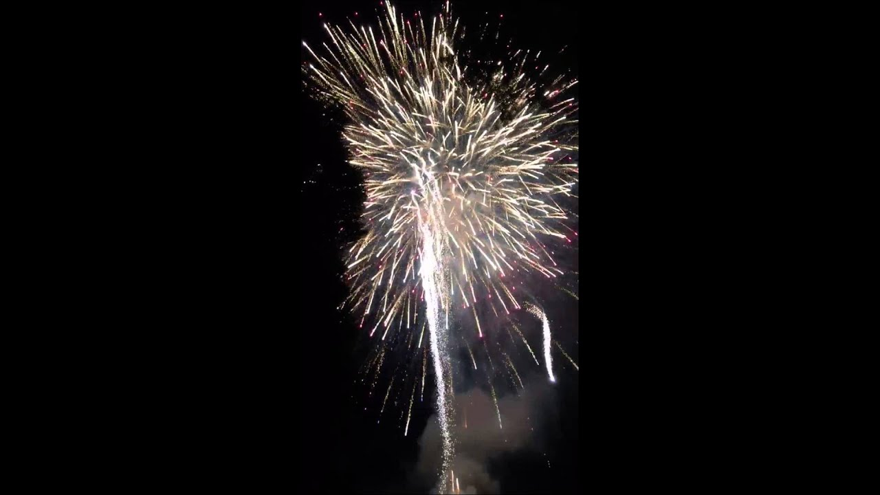 Enfield Town Enfield Town Hall Fireworks
