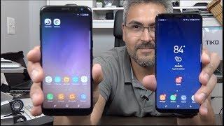 Galaxy S8 Falso con Infinity Display  Increíble! -Toma tus precauciones con este video