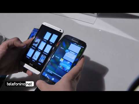 Video: Samsung Galaxy S4 vs Tutti da Telefonino.net