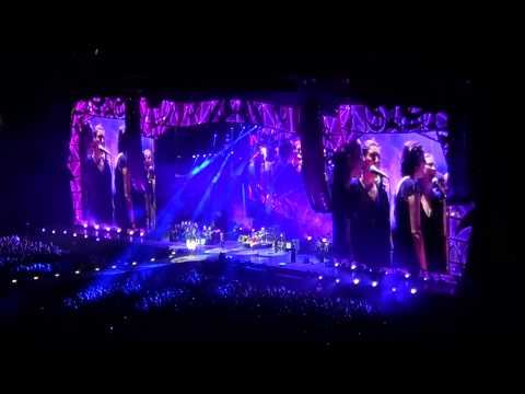 You Can't Always Get What You Want - The Rolling Stones, Adelaide Oval 25/10/2014