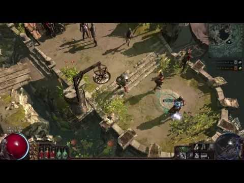 Path of Exile: Level 69 Infernal Blow Marauder Update (Getting Ready for Maps)