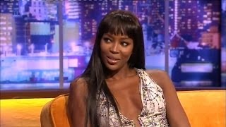 """Naomi Campbell"" The Jonathan Ross Show Series 5 Ep 3 26 October 2013 Part 4/5"