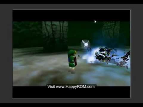 The Legend of Zelda: Ocarina of Time N64 Download link - YouTube