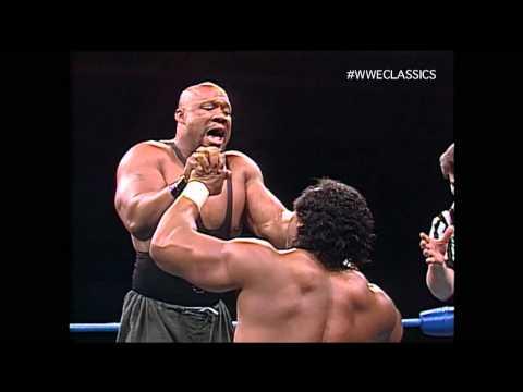 Ron Simmons vs Tony Atlas 1/17/93