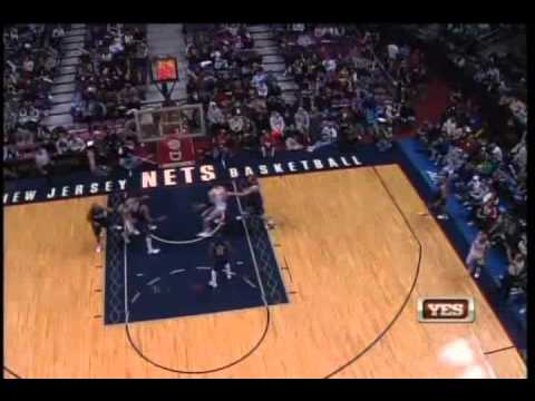 Vince Carter + Devin Harris = 75pts-19ast vs. Mavericks (12.19.08)
