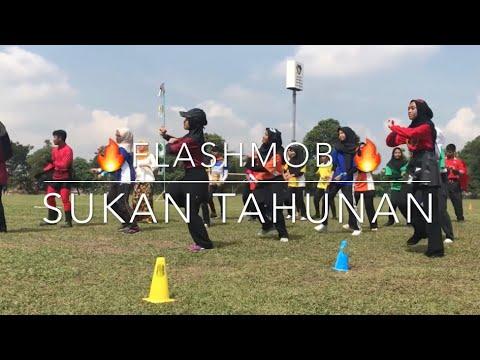 SMK ALAM MEGAH : Flashmob 2018