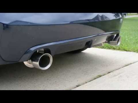 Top Speed Pro1 Nissan Altima Coupe New Design 2016 Catback Exhaust System