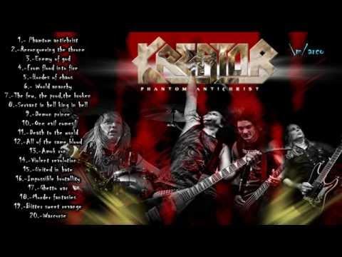 kreator the best ( part 2 ) full songs \m 2000. 2012