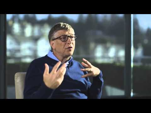 What a philanthropist( Bill Gates) say about Agriculture Science?? That can change the world