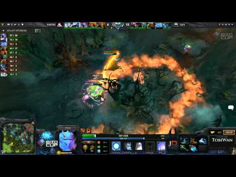 Team Empire vs Team Life Game 2   EIZO DOTA 2 Cup   TobiWan