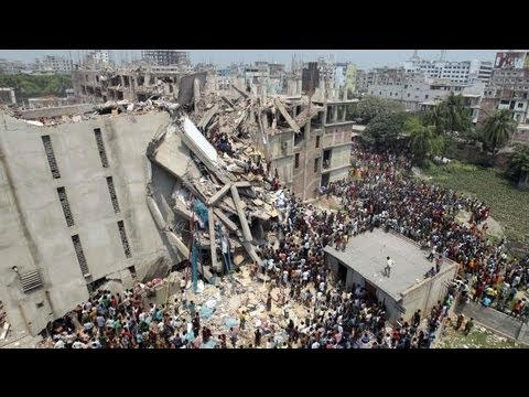 Factory Collapse in Bangladesh: Another Hole in Libertarian Thinking