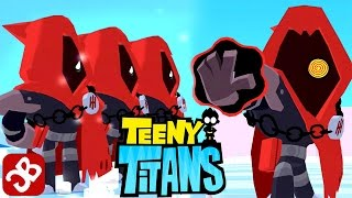 Teeny Titans - The Hooded Hood VS The Hooded Hood - iOS / Android - Gameplay Video