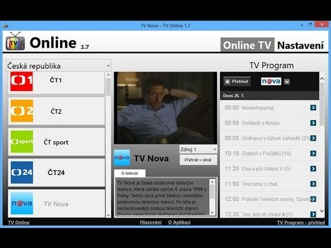 TV Online v1.7 - Tutorial + Download Links