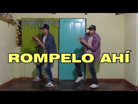 Los Nota Lokos ft. Resk t Rompelo ahí