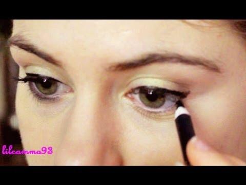 simple everyday eyeliner  youtube