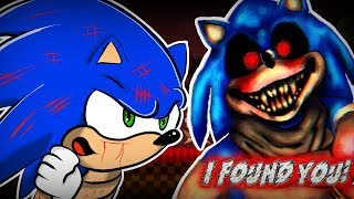 Sonic.EXE: History Mobius | How Sonic Became Sonic.EXE!