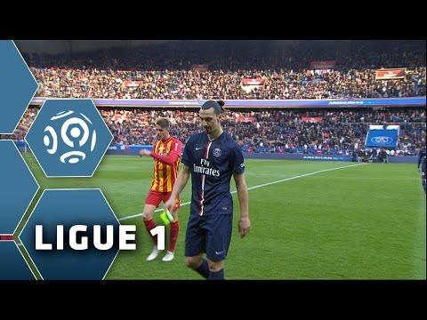 Paris Saint-Germain - RC Lens (4-1) - Highlights - (PSG - RCL) / 2014-15