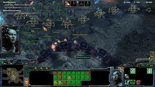 """Прохождение мутации """"Охота на индеек"""" (Совместный режим StarCraft II) с Зератулом 2ого уровня."""