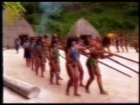Intercâmbio Cultural Índios do Xingu na Toca da Raposa - SP Music Videos