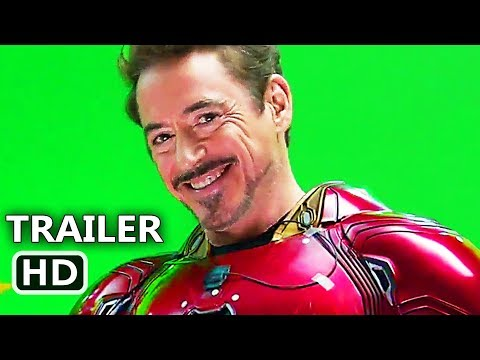 AVENGERS: Infinity War Funny Bloopers (2018) Robert Downey Jr. Movie HD